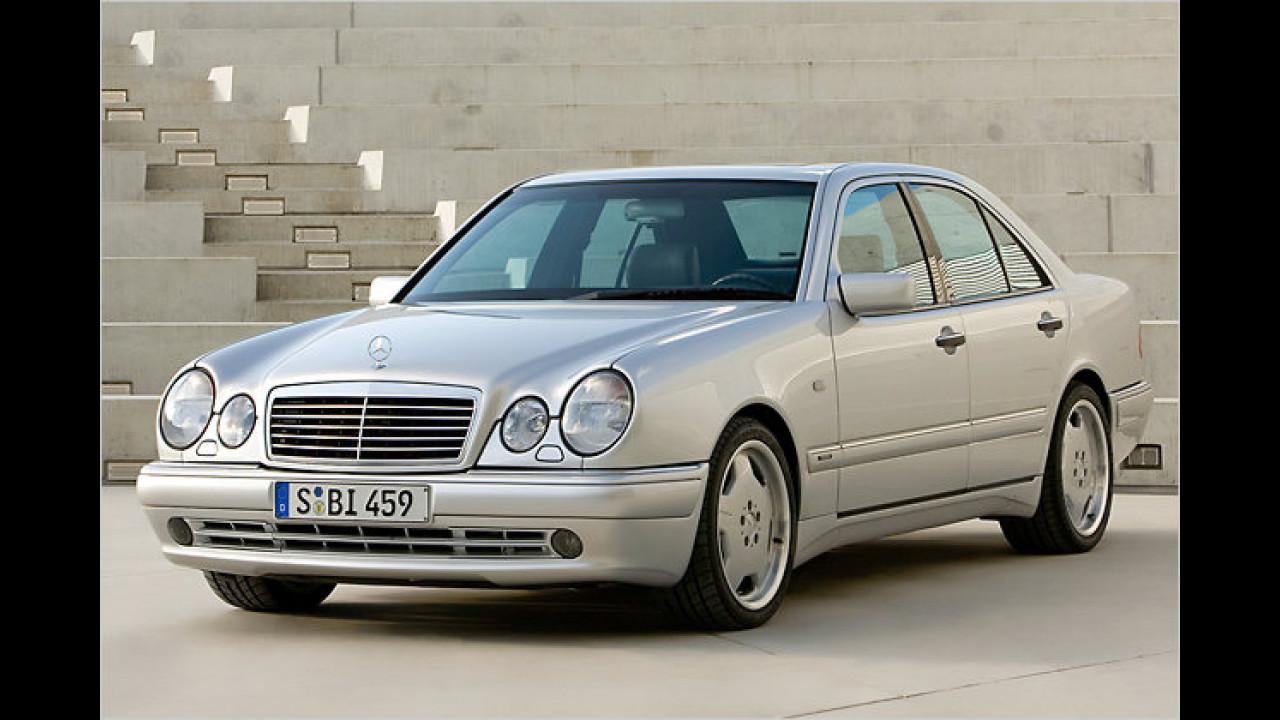 1996: E 50 AMG