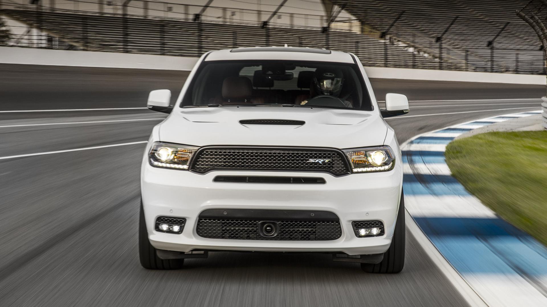 Looks Like Dodge Durango Is Getting Ram eTorque Mild Hybrid System