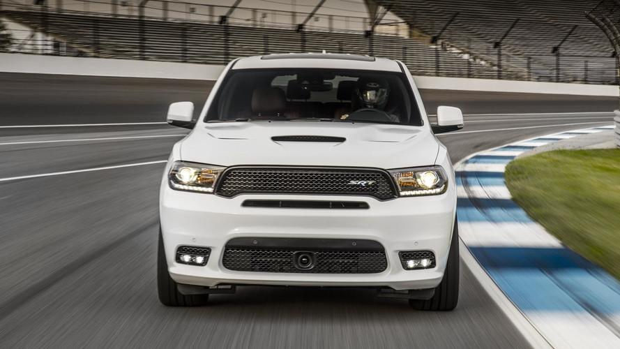 Dodge Durango recibiría el sistema semi híbrido eTorque de la Ram