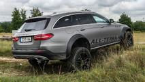 Mercedes E-Class All-Terrain 4x4²