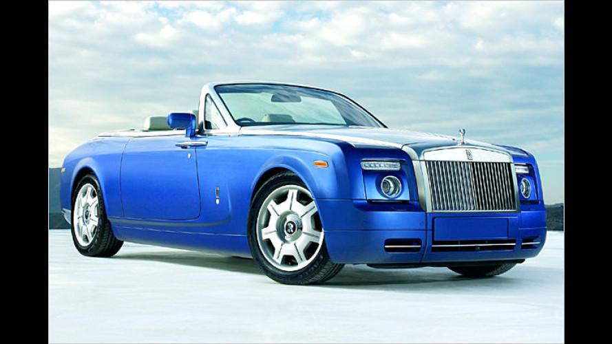 Edel-Hobel: Britisches Nobel-Cabrio für Luxus-Fans