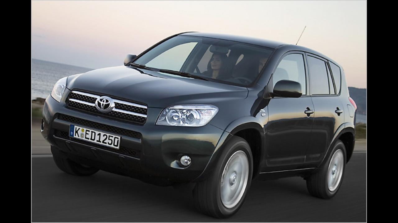 Toyota RAV4 2.2 D-4D 4x4 DPF