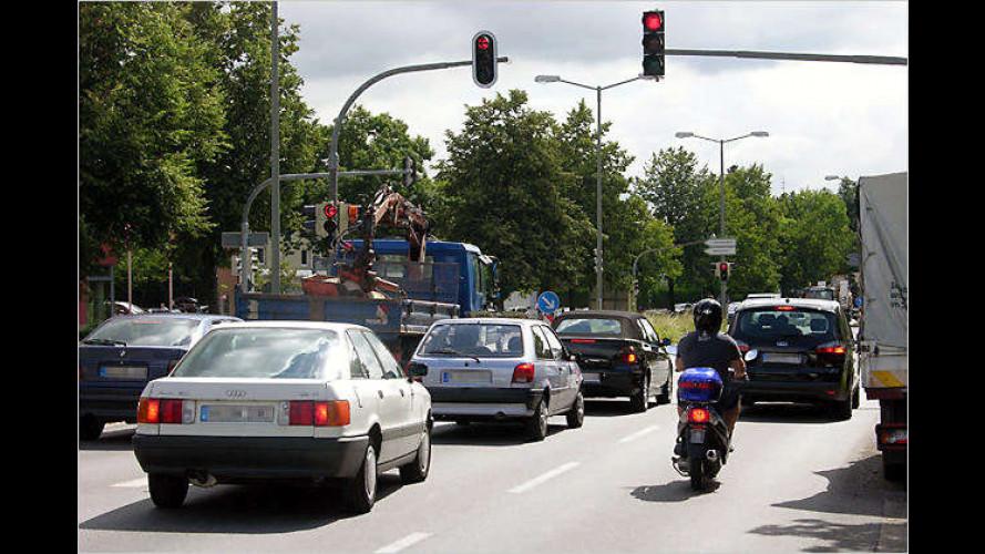 ACE-Studie: Schlechte Blinkmoral auf Deutschlands Straßen