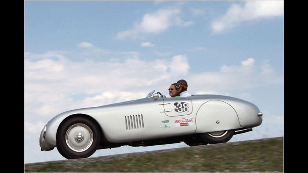 BMW 328 Berlin-Rom Touring Roadster