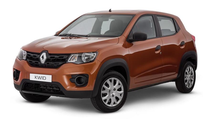 Renault Kwid 2020 já sofre reajuste; preços agora partem de R$ 33.990