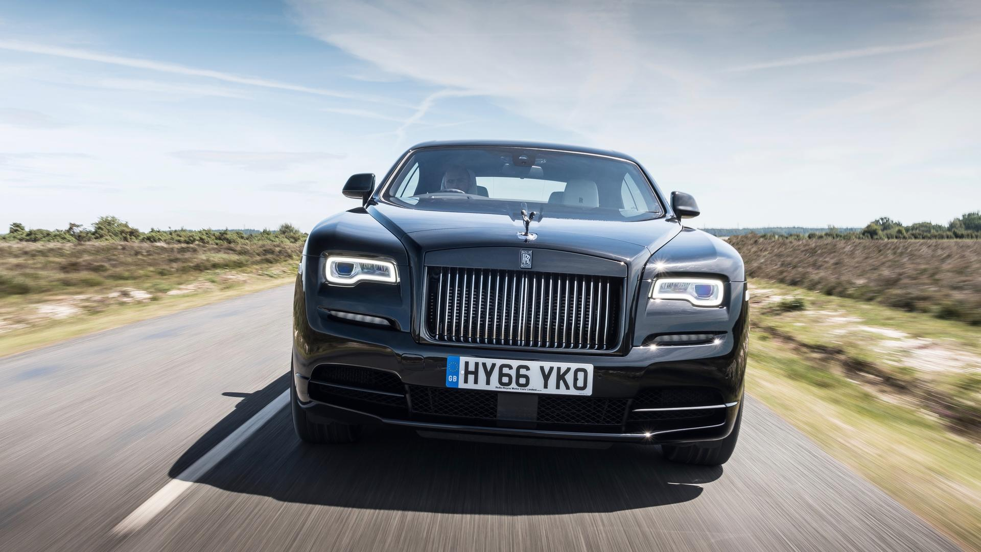 2018 Rolls Royce Wraith Black Badge Review Ditch The Driver