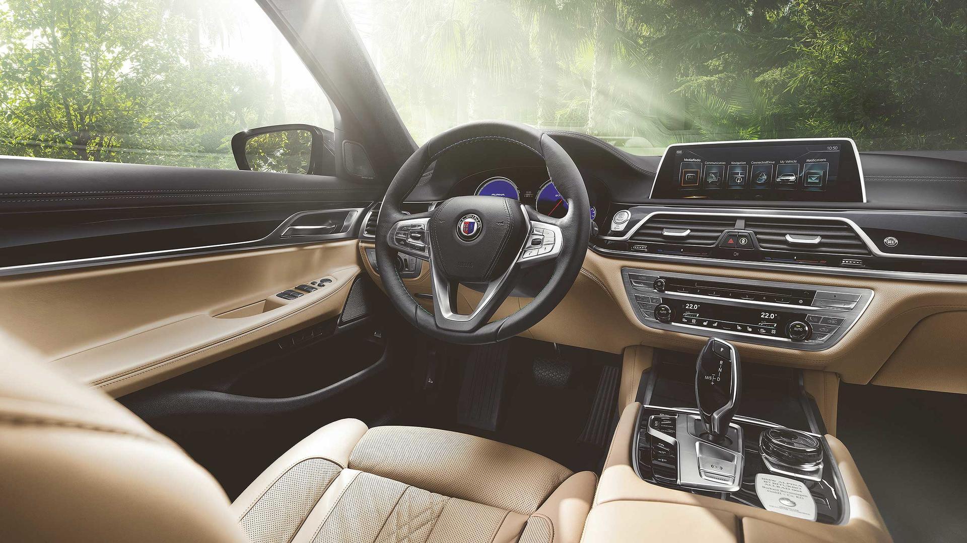 Mph Alpina BMW Series On Sale In UK - Bmw 750i alpina price
