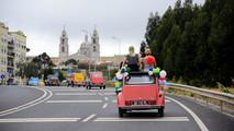 Citroën 2CV concentración mundial