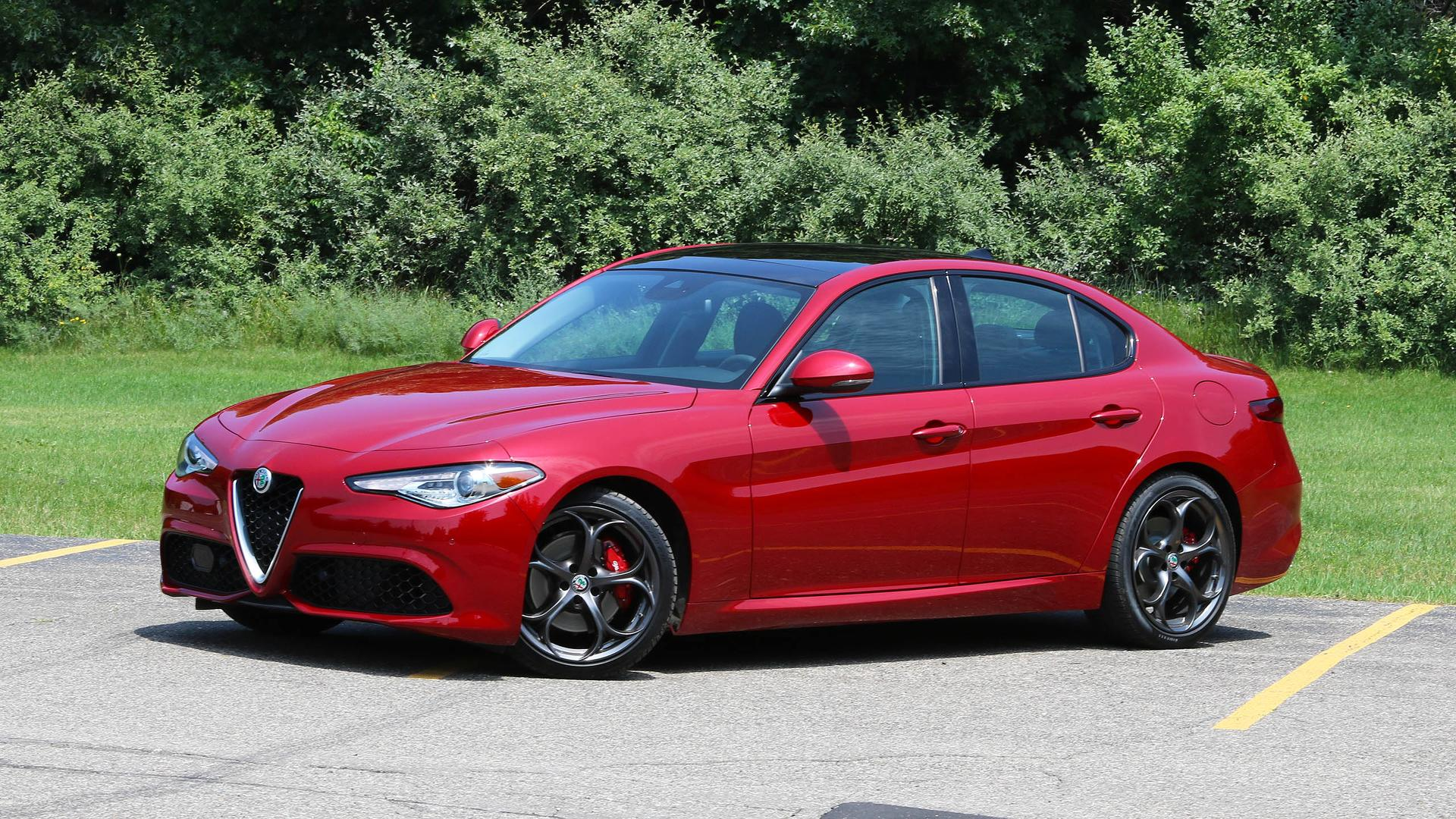 Alfa Romeo Giulia >> Alfa Romeo Giulia News And Reviews Motor1 Com