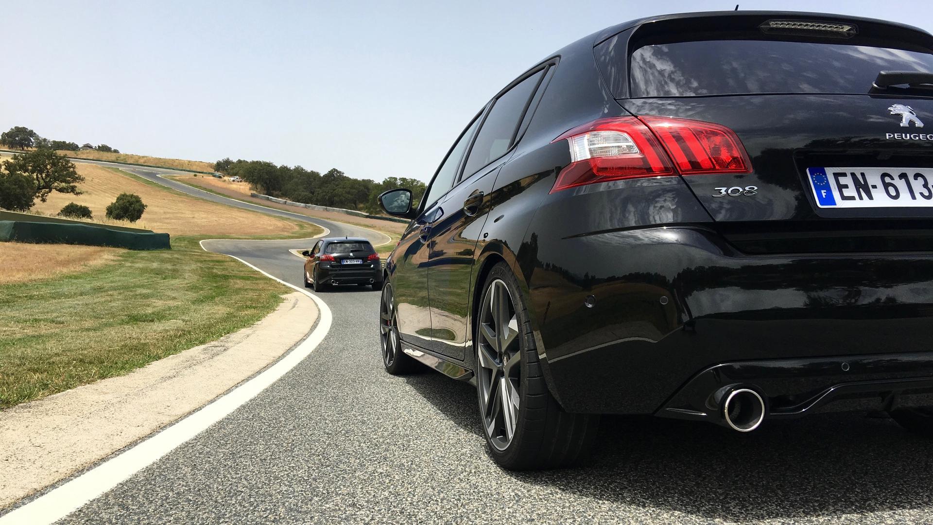 2018 Peugeot 308 Gti Motor1 Com Photos