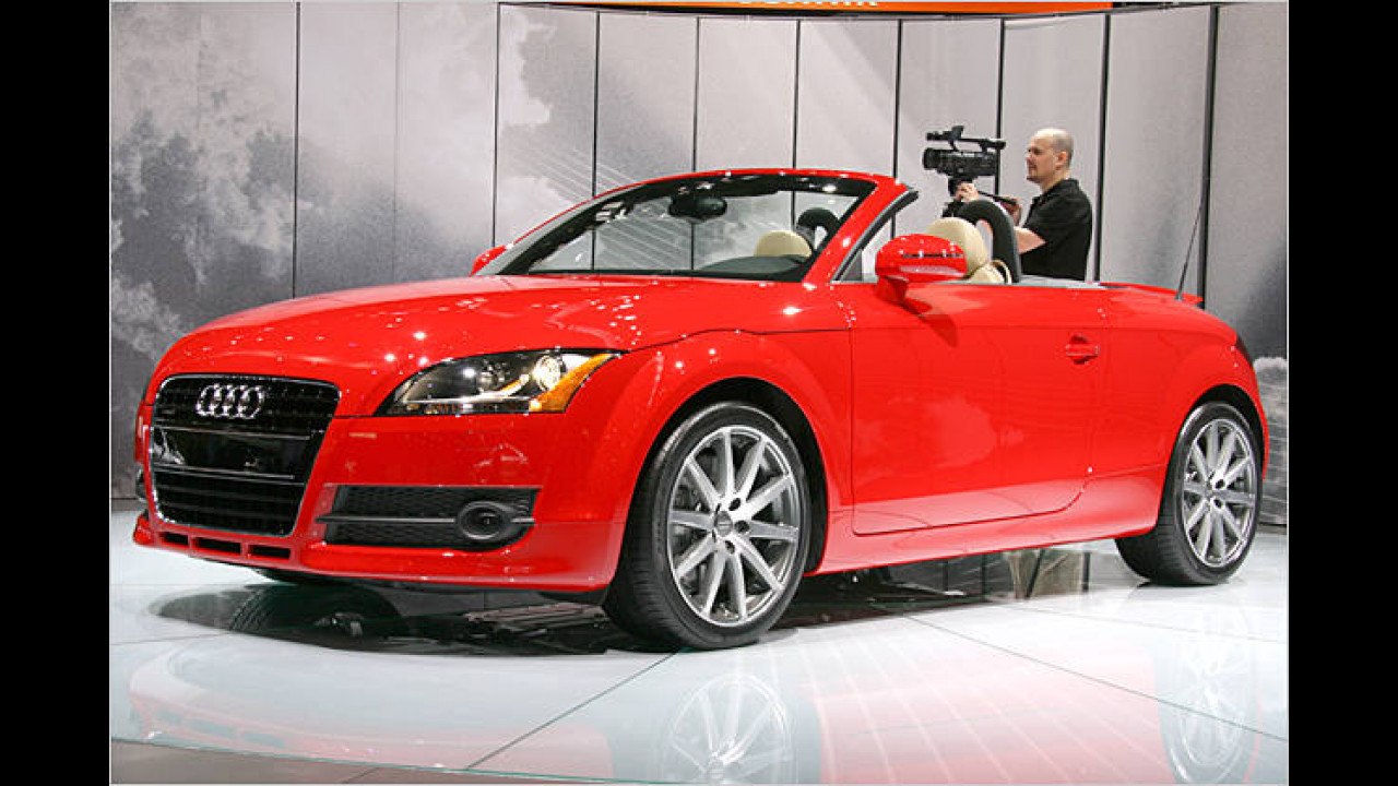 Audi TT Roadster (L.A. 2006)