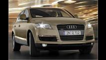 Audi Q7 geht an den Start