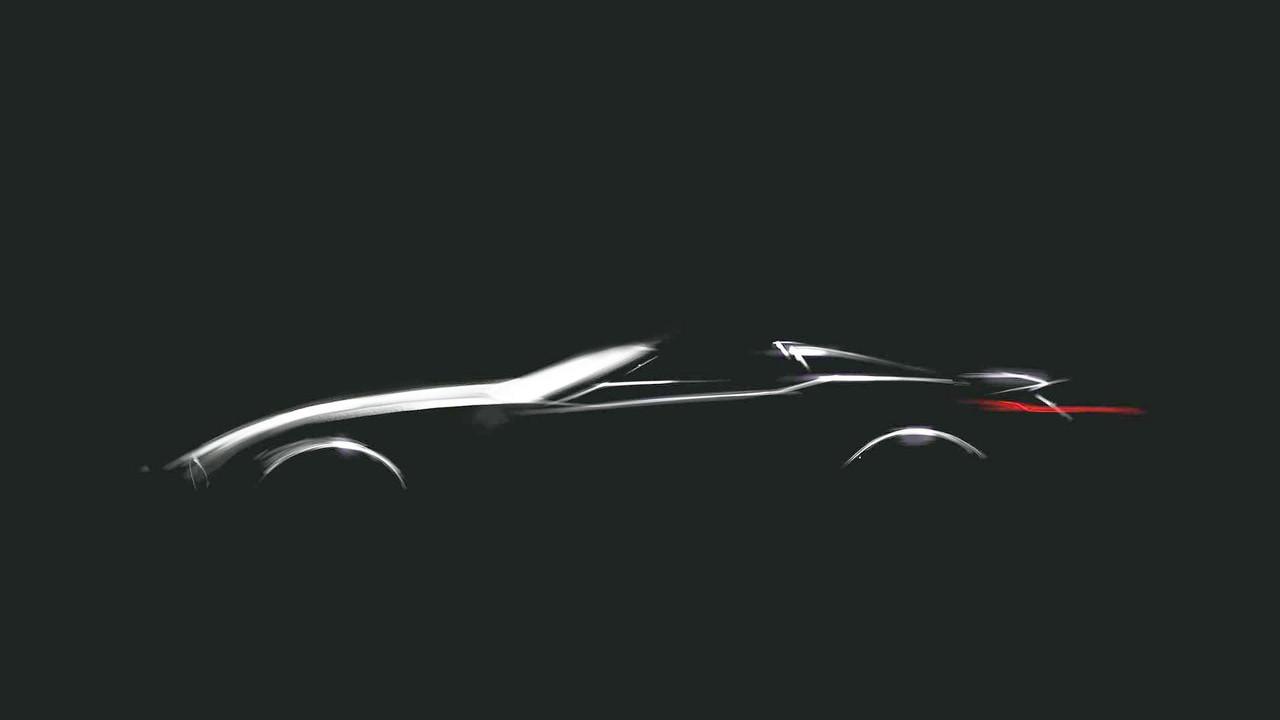 BMW Targa teaser
