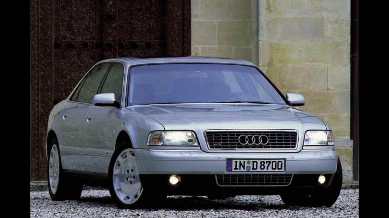 Deutschlands meistgeklaute Autos