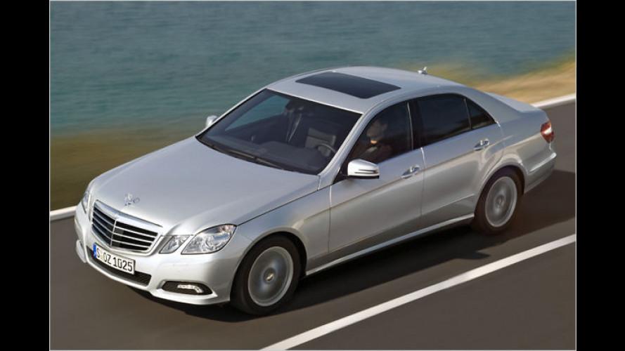 Neue Mercedes E-Klasse: Die Preise stehen fest