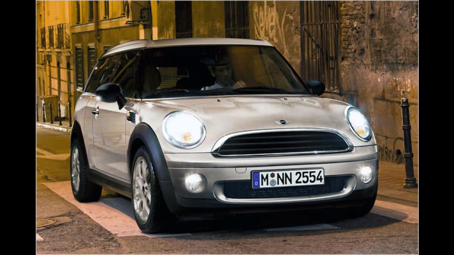 Mini One und One Clubman : Neue Basismodelle (2009)