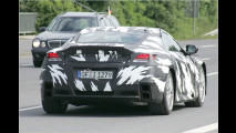 Erlkönig: Honda NSX