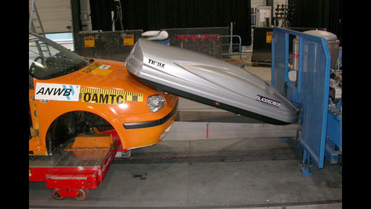 ADAC-Dachboxen-Test