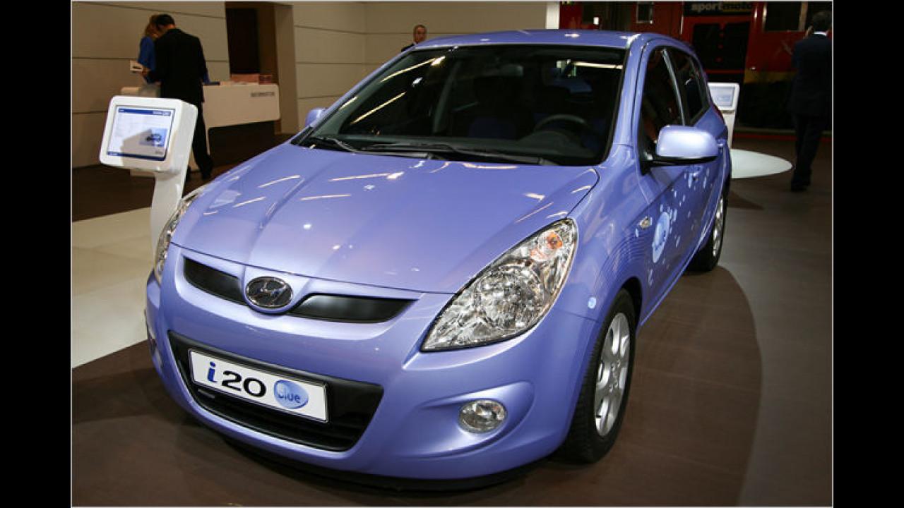 Hyundai i20 i-blue