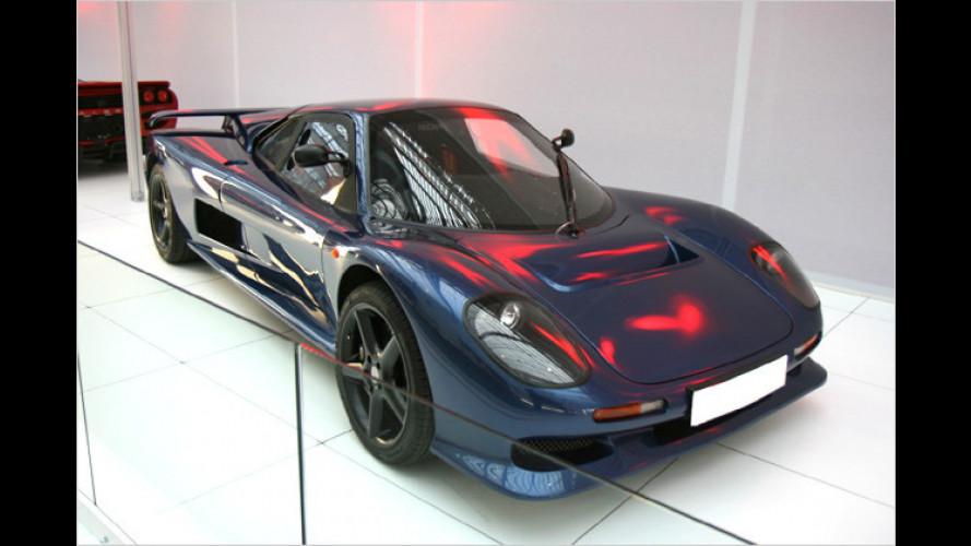 Autos zum Träumen: Dreamcars auf der Essen Motor Show 2008