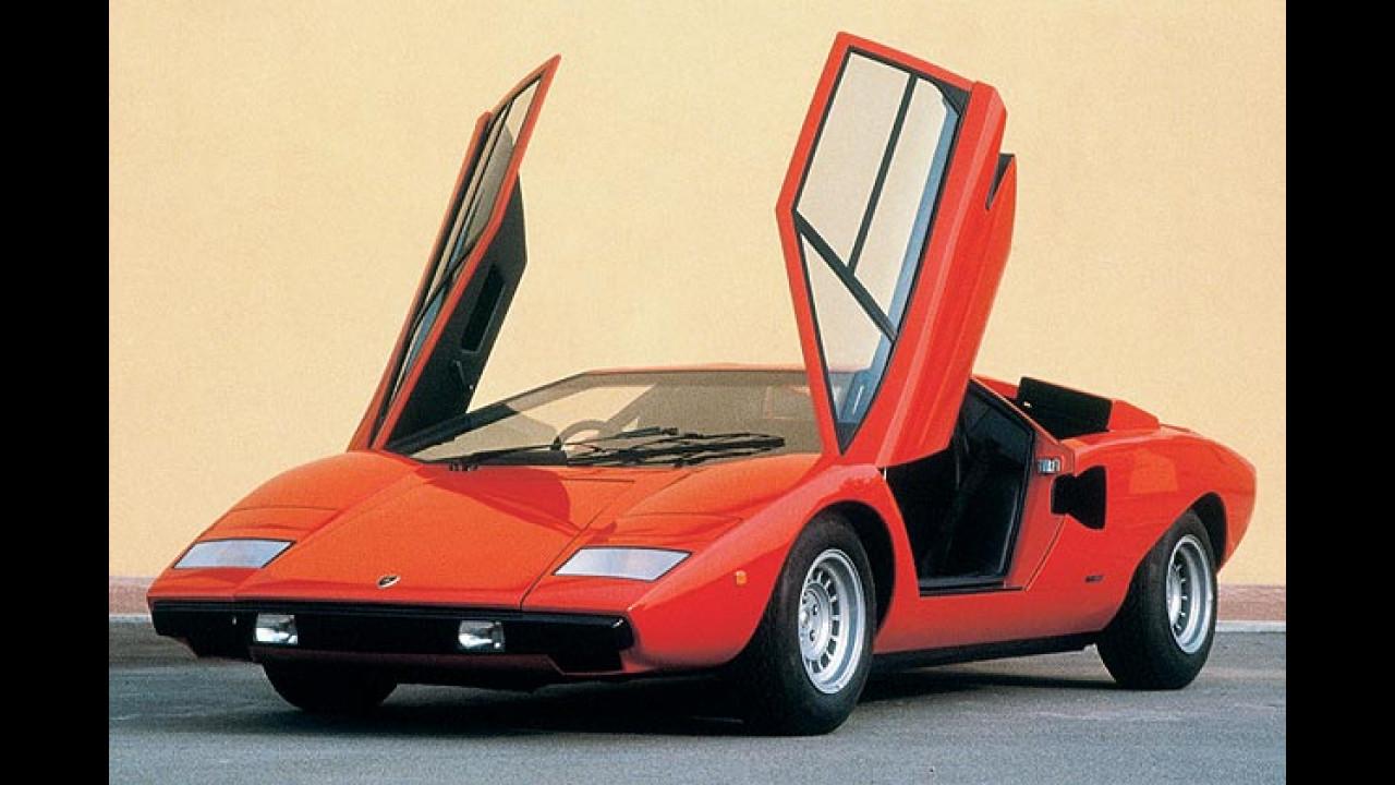 Sportwagen-Ikonen aus den 70er-Jahren - Lamborghini Countach LP 400 S