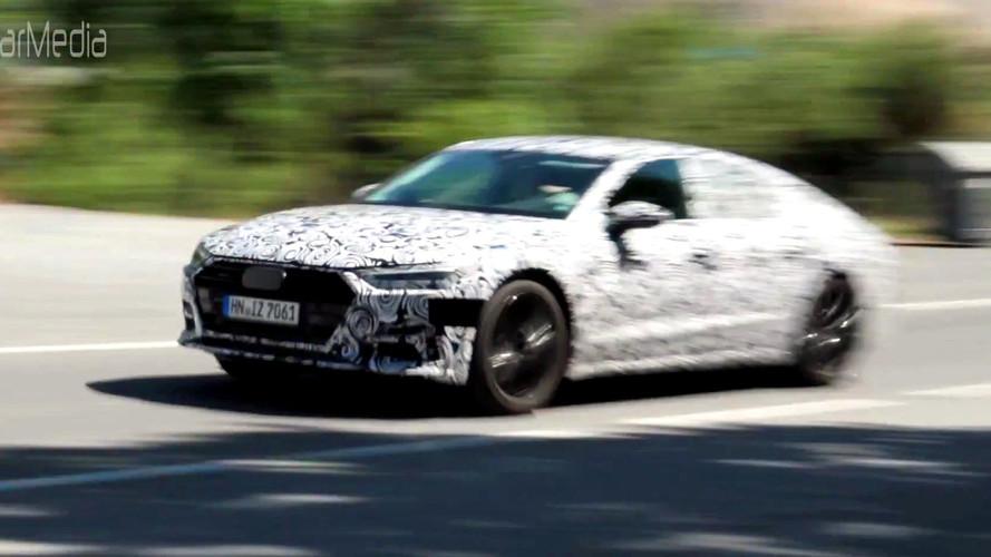 Audi A7 Sportback casus video