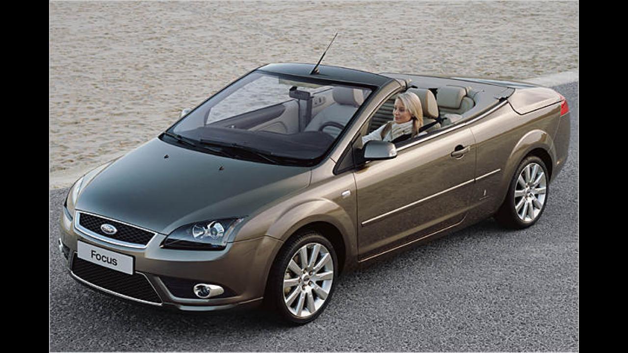 Ford Focus Coupé-Cabriolet 2.0 TDCi RPF Trend