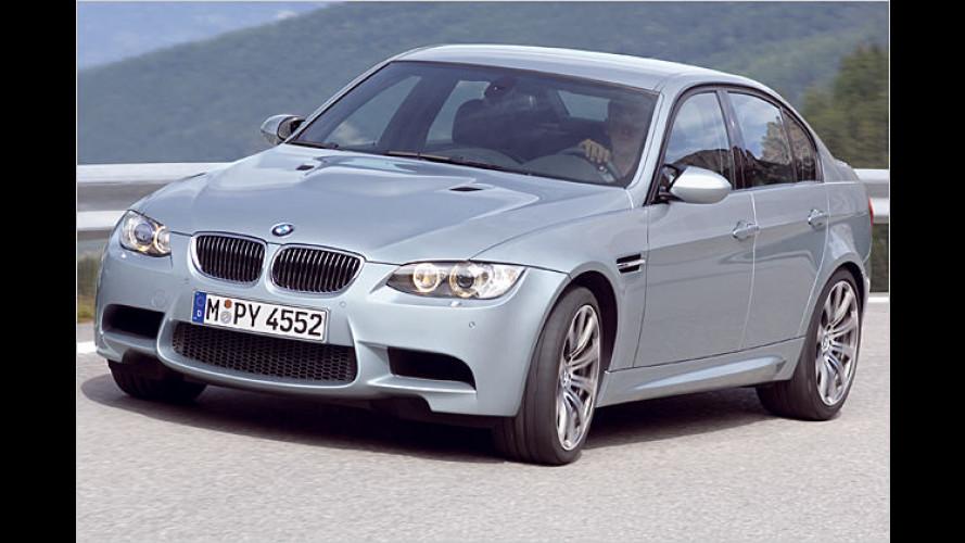 Endlich: BMW bringt den M3 als Limousine auf den Markt