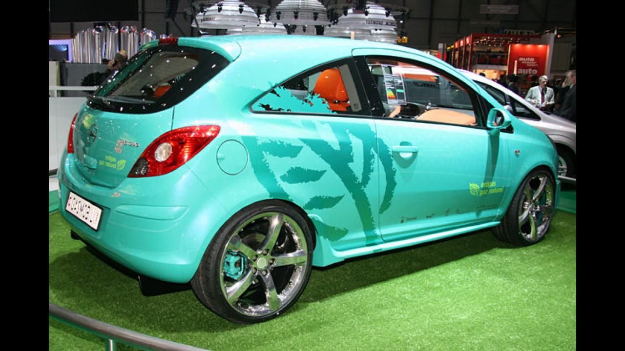 Opel Corsa Gasmobil