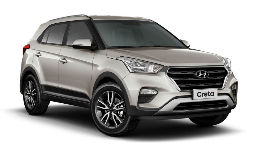Hyundai Creta Pulse Plus 1.6
