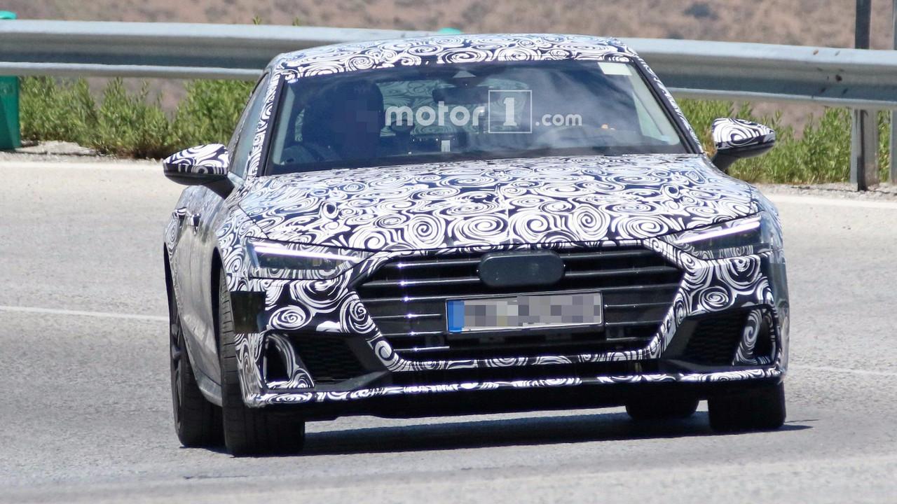 2018 Audi S7 casus fotoğrafları