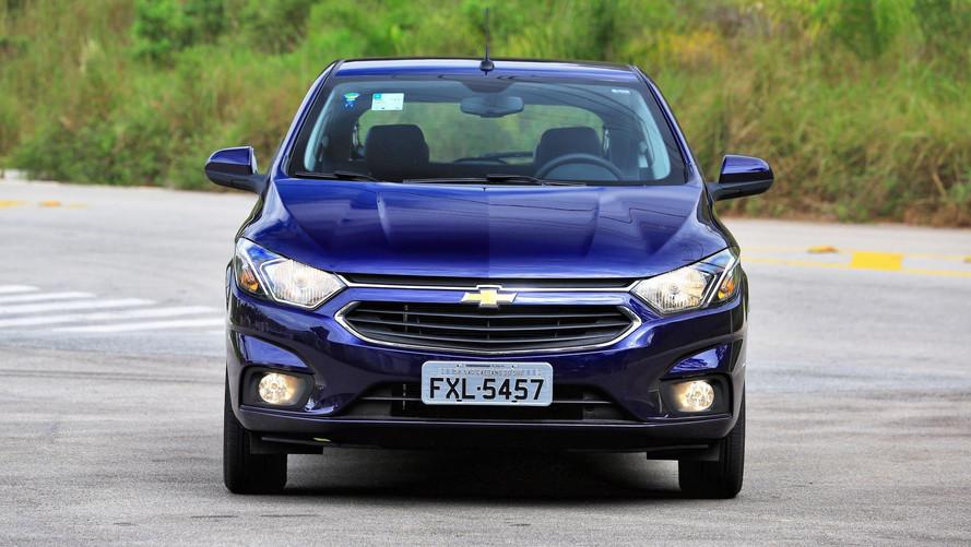 Vendas por estado em 2017 - Chevrolet Onix domina 25 dos 27 estados