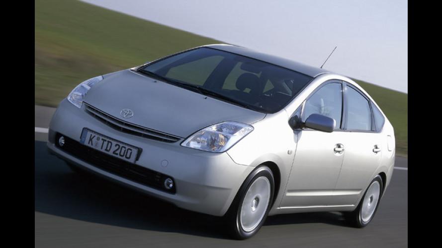 Die Liste der Saubermänner: Öko-Trend – Top Ten der umweltfreundlichsten Autos 2005
