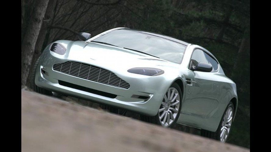 Aston Martin: Bertone macht Edel-Briten zum Luxus-Kombi