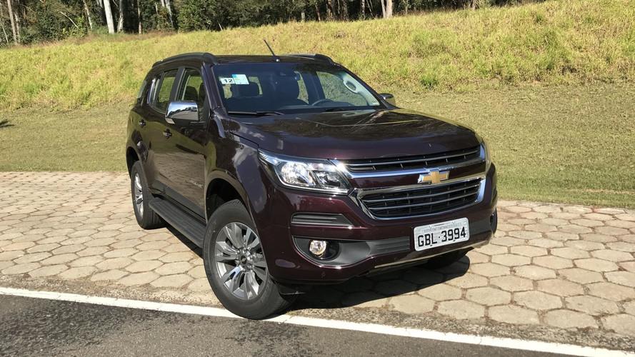 Chevrolet deixa TrailBlazer mais caro e parte de R$ 173.990