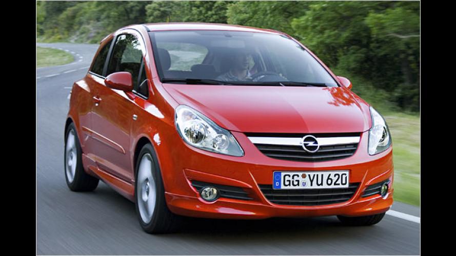 Opel auf der IAA: Corsa GSi und andere starke Neuigkeiten