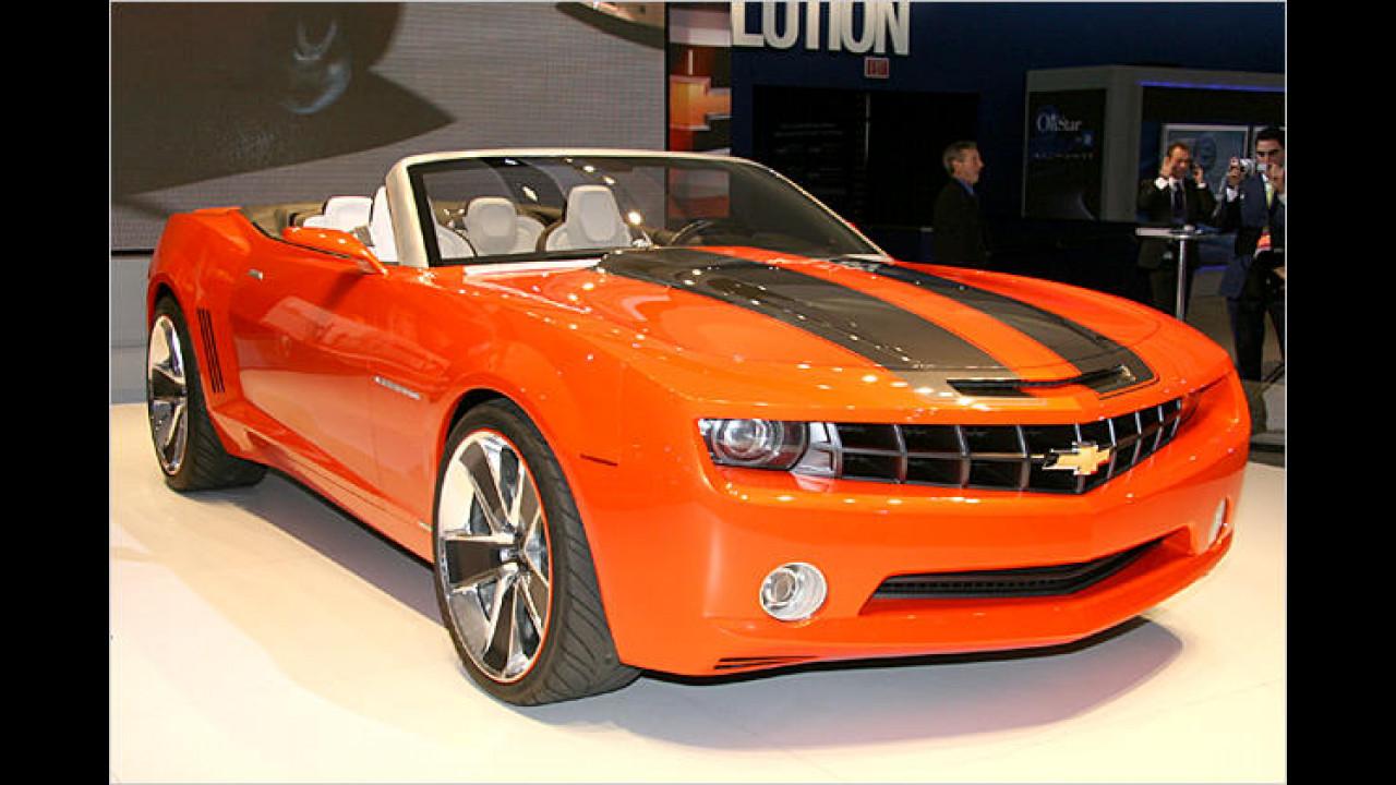 Chevrolet Camaro Cabrio
