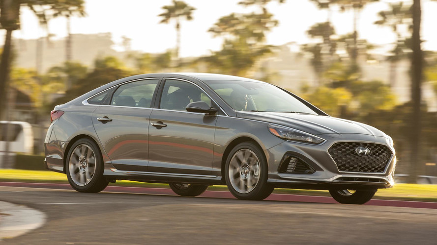 2018 Hyundai Sonata First Drive: Getting Ahead Of The Curve