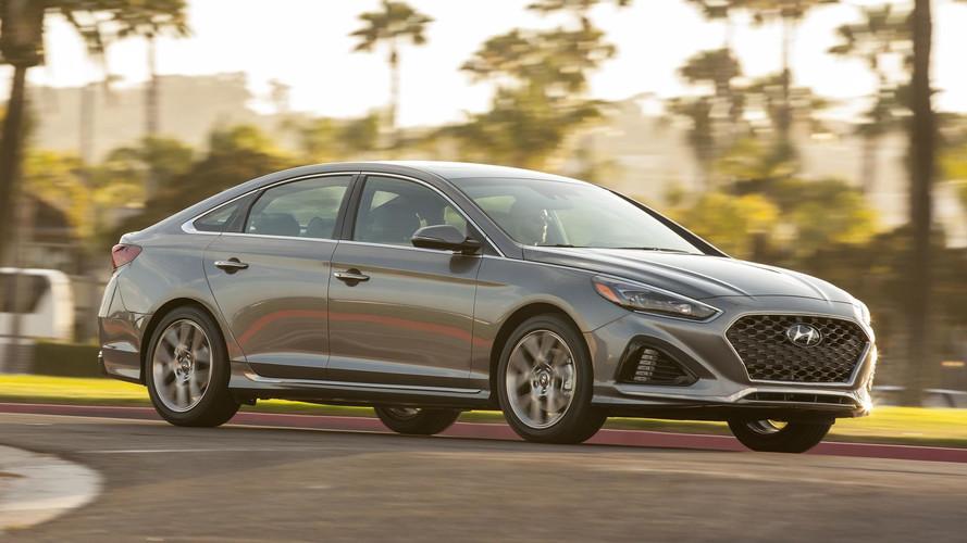 2018 Hyundai Sonata First Drive: Getting Ahead Of The Curve
