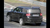Ertappt: Der BMW X6