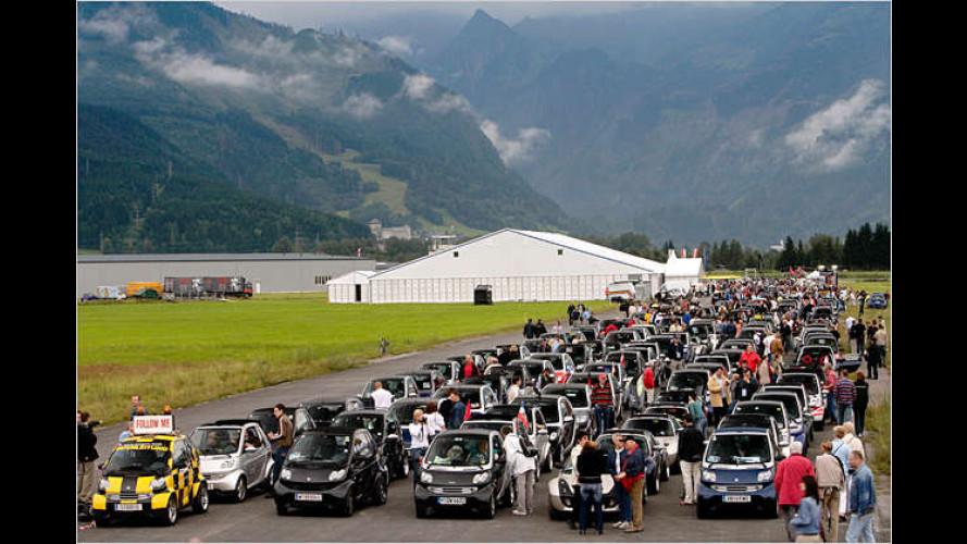 Smart Times 2006: Größtes europäisches Smart-Treffen