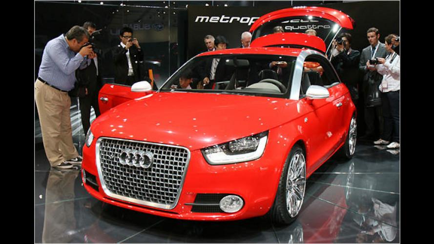 Tokyo Motor Show 2007: Die Deutschen kommen!