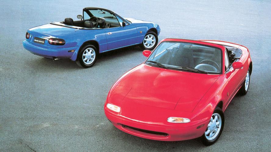 1989 - Mazda MX-5 NA