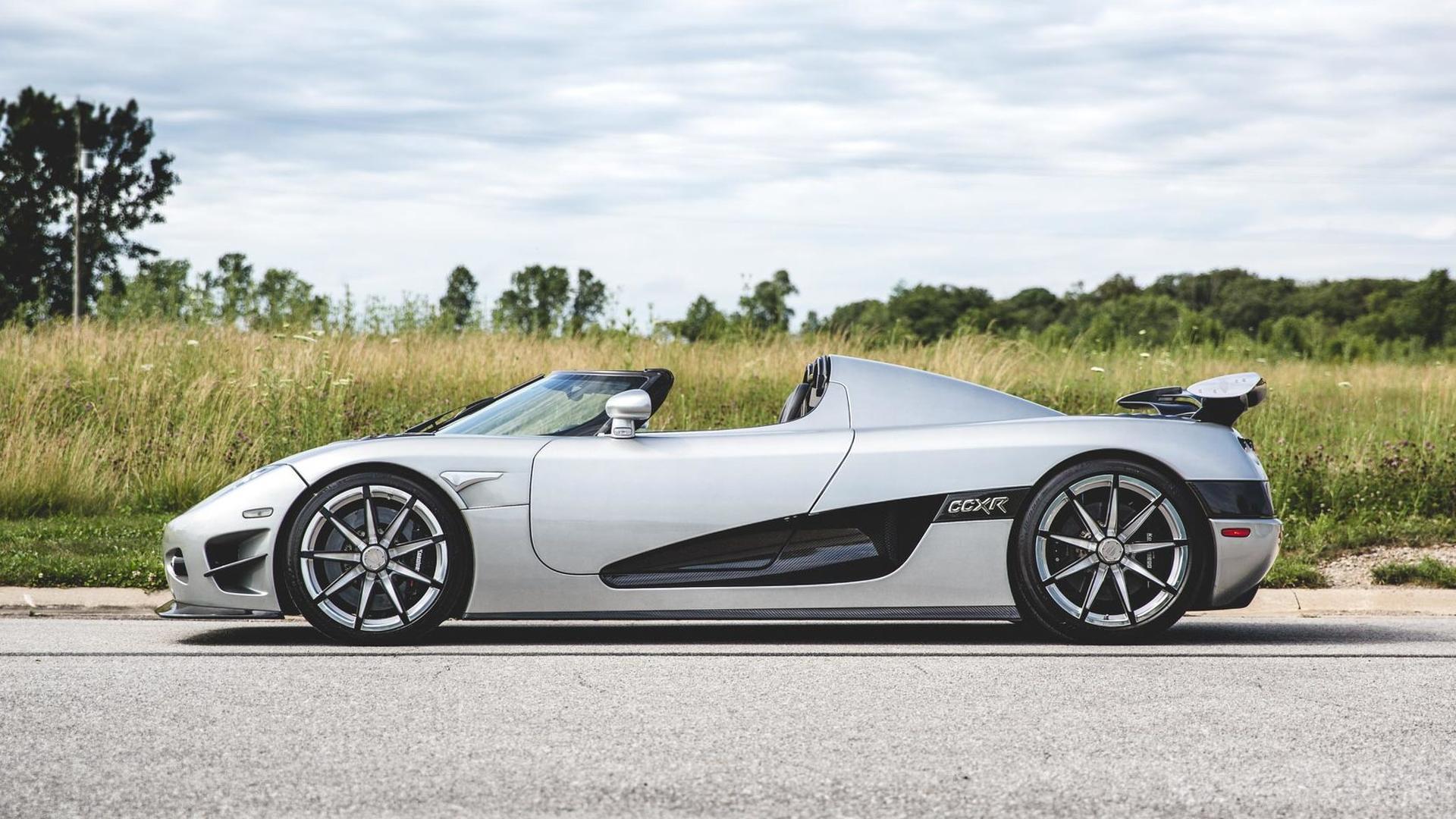 Koenigsegg Ccxr Trevita >> Floyd Mayweather S Koenigsegg Ccxr Trevita Up For Auction Update
