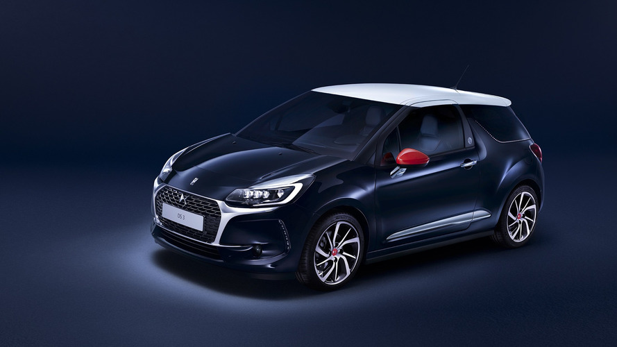 DS 3 Launches Limited-To-200 Special 'Paris' Edition