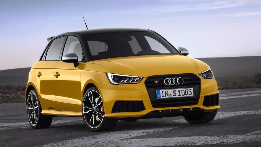 Audi ne pense pas renouveler sa sportive S1