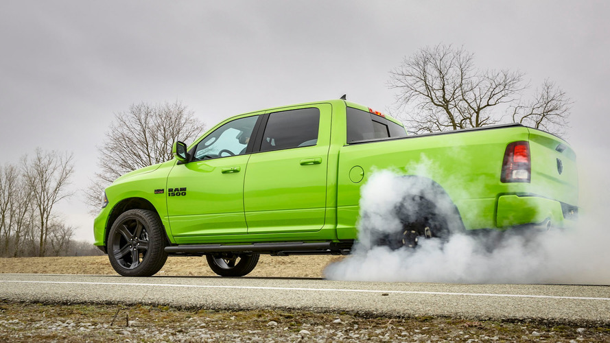 Ram Trucks Get Rebel Blue And Sublime Option Packages In New York