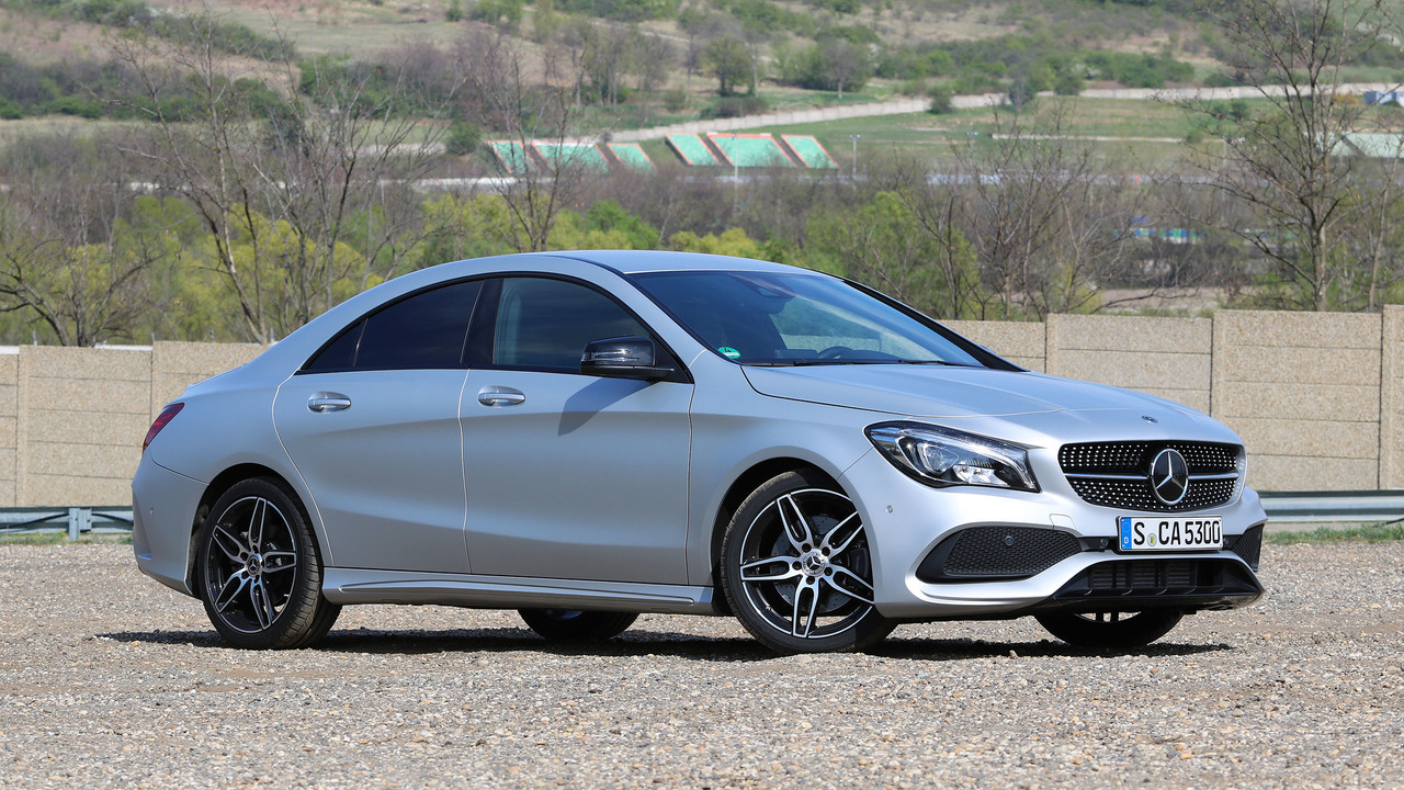 2017 Mercedes Benz Cla250 First Drive