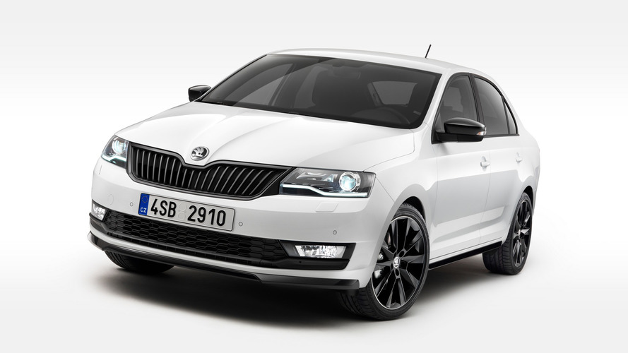 2017 Skoda Rapid, Rapid Spaceback