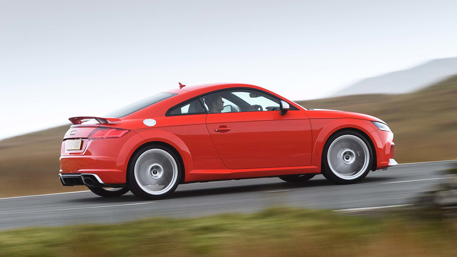 2017 Audi TT Coupe Review